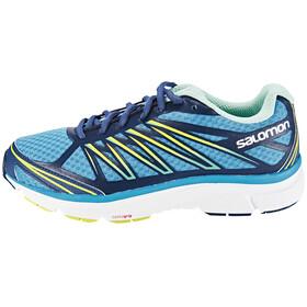 Salomon X-Tour 2 Trailrunning Shoe Women mist blue/slateblue/gecko green